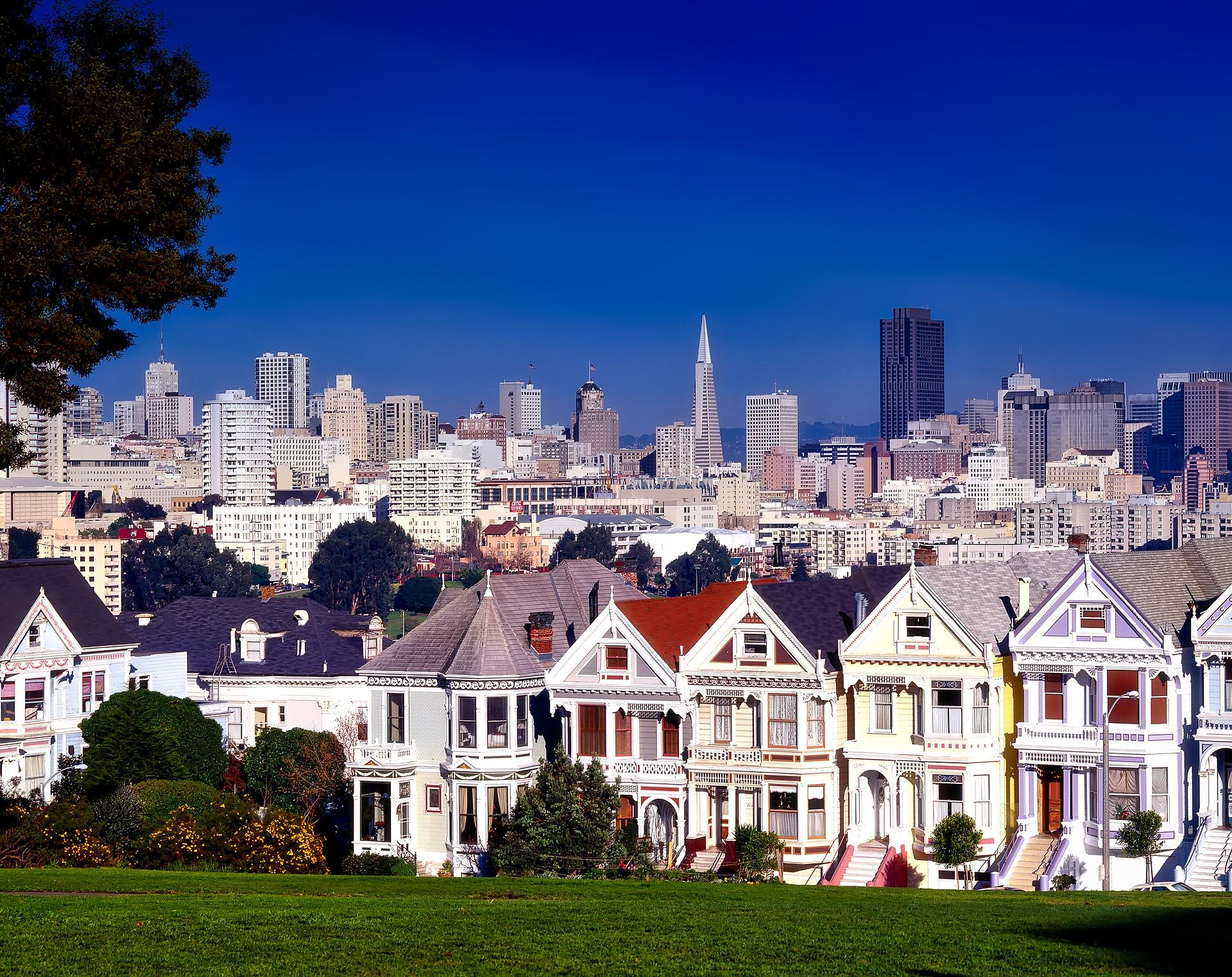 Immer mehr chinesische Krypto-Investoren greifen zu Immobilien in San Franciso